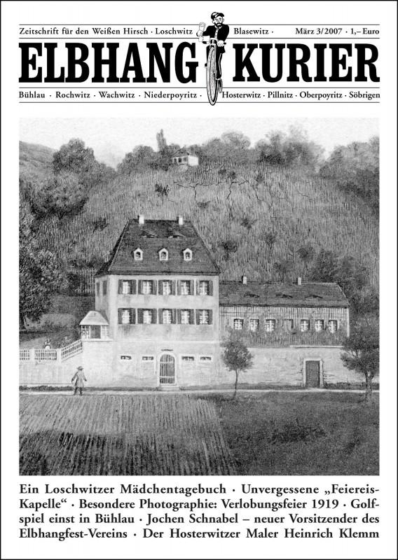 Ausgabe März 2007