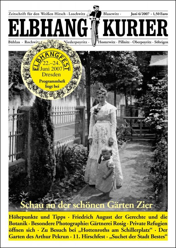 Ausgabe Juni 2007