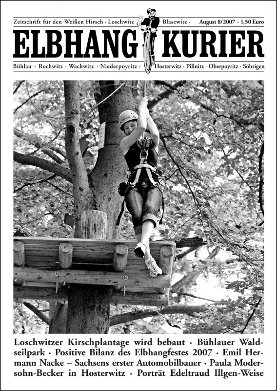 Ausgabe August 2007