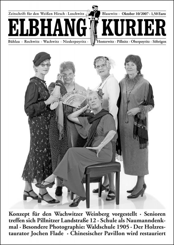 Ausgabe Oktober 2007