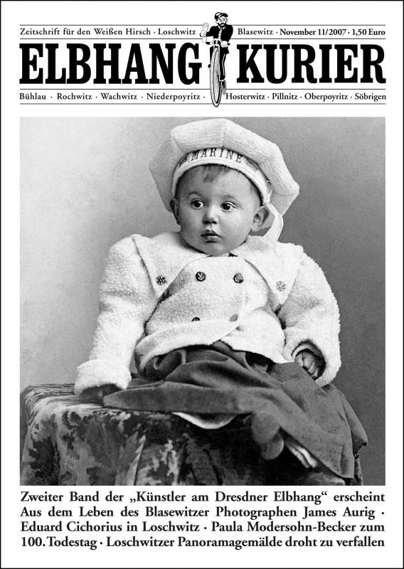 Ausgabe November 2007