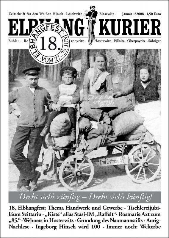 Ausgabe Januar 2008