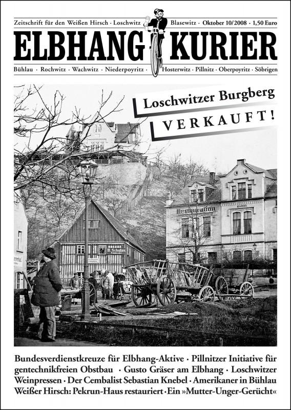 Ausgabe Oktober 2008