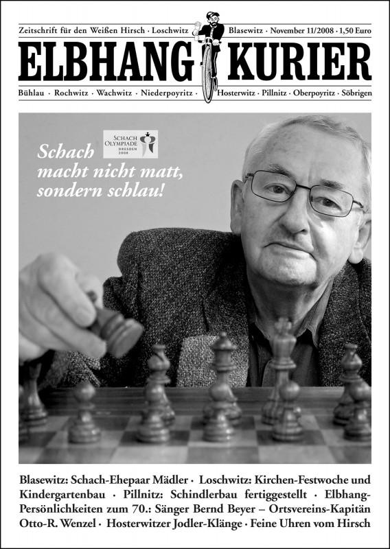 Ausgabe November 2008