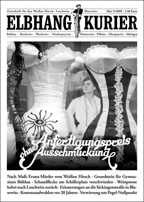 Ausgabe Mai 2009