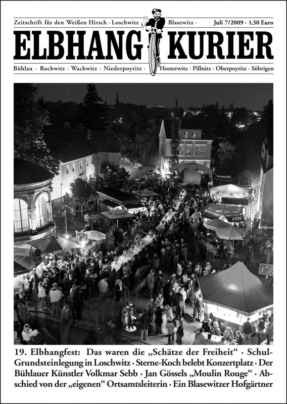 Ausgabe Juli 2009