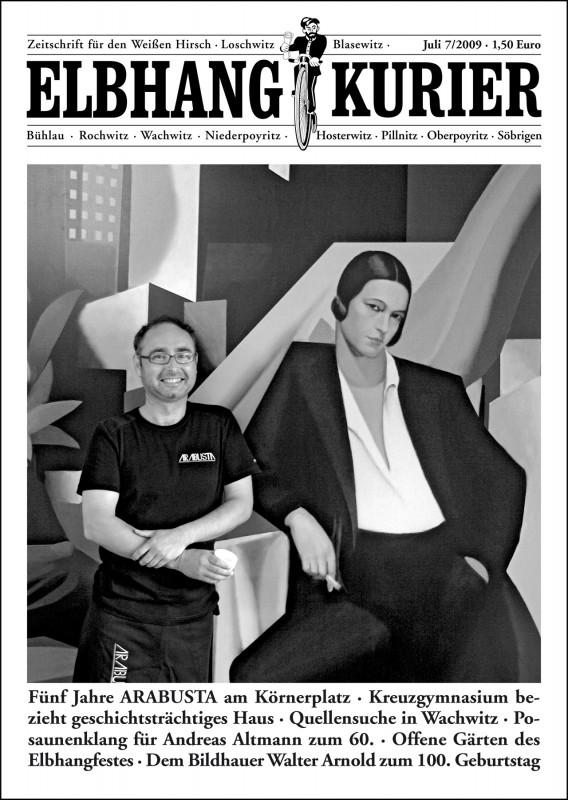 Ausgabe August 2009
