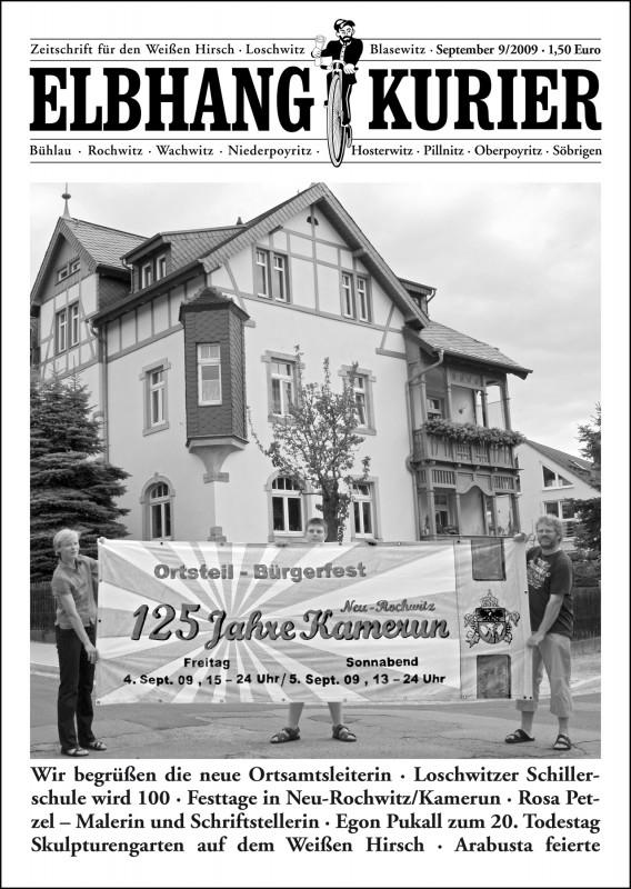 Ausgabe September 2009