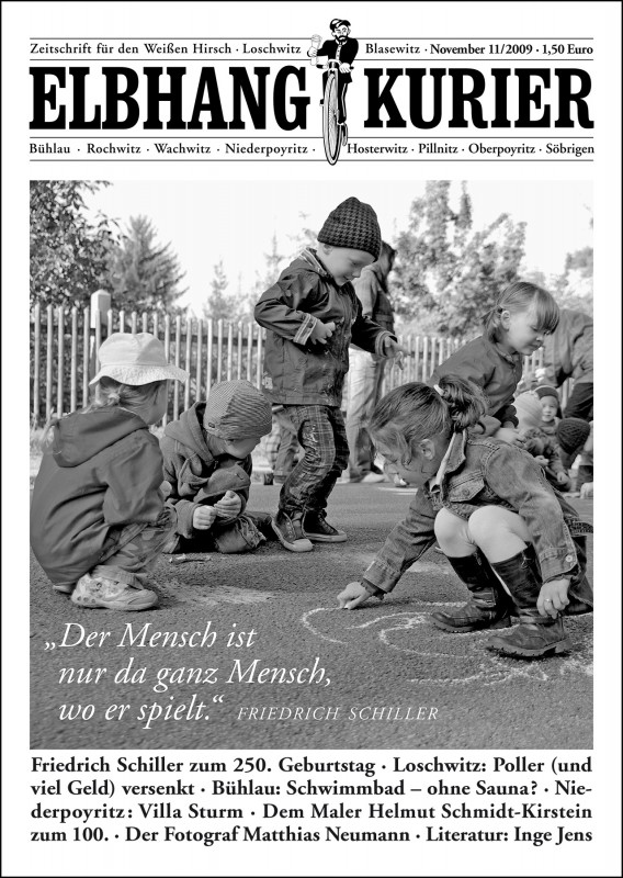 Ausgabe November 2009