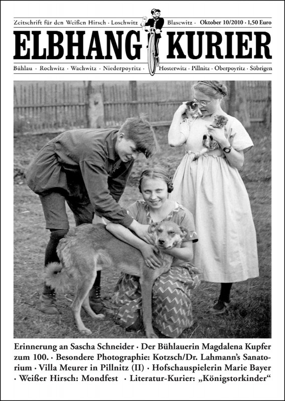 Ausgabe Oktober 2010