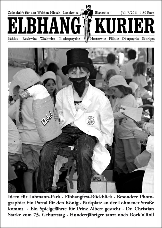 Ausgabe Juli 2011