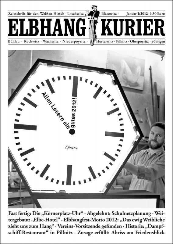 Ausgabe Januar 2012