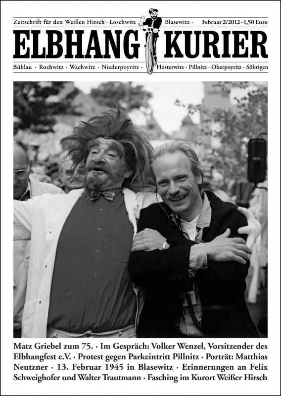 Ausgabe Februar 2012