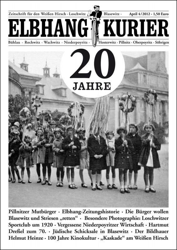 Ausgabe April 2012