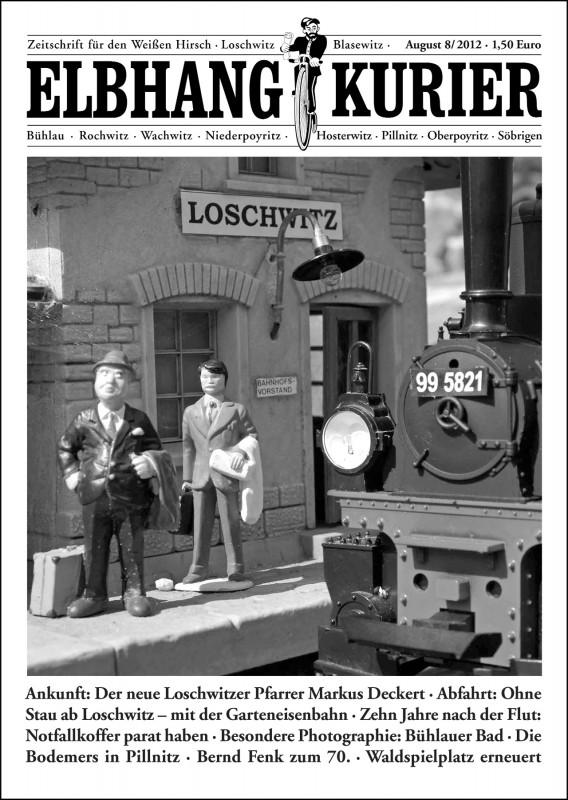 Ausgabe August 2012