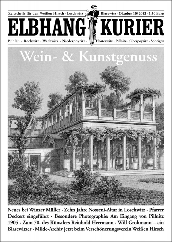 Ausgabe Oktober 2012