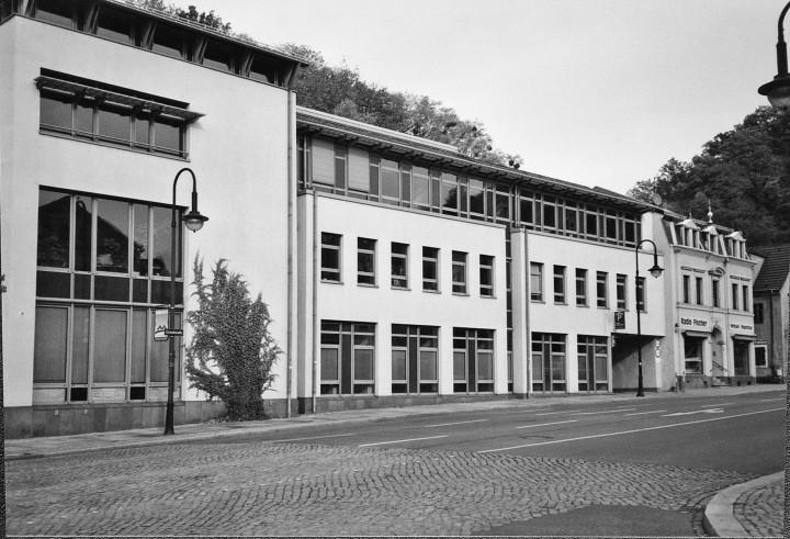 Ortsamtsgebäude Loschwitz, 2006/2007. Foto: W. Götz