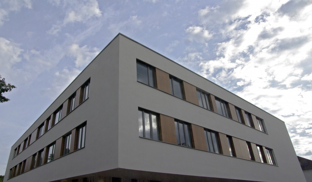 Der Name für die neue Schule sollte auf der Hand liegen: Körnerschule(?). Foto: Jürgen Frohse