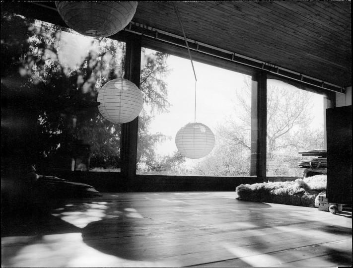 """""""… Richard Neutra und Japan, die Kultur der Stille, sind anwesend."""" Foto: Sammlung Berthold"""