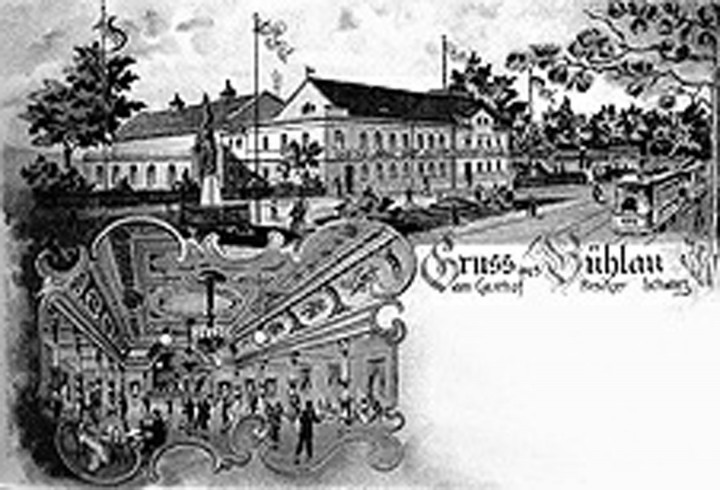 Ansichtskarte der Kunstanstalt Leutert & Schneidewind, Dresden, um 1910.  Archiv R. Lorenz
