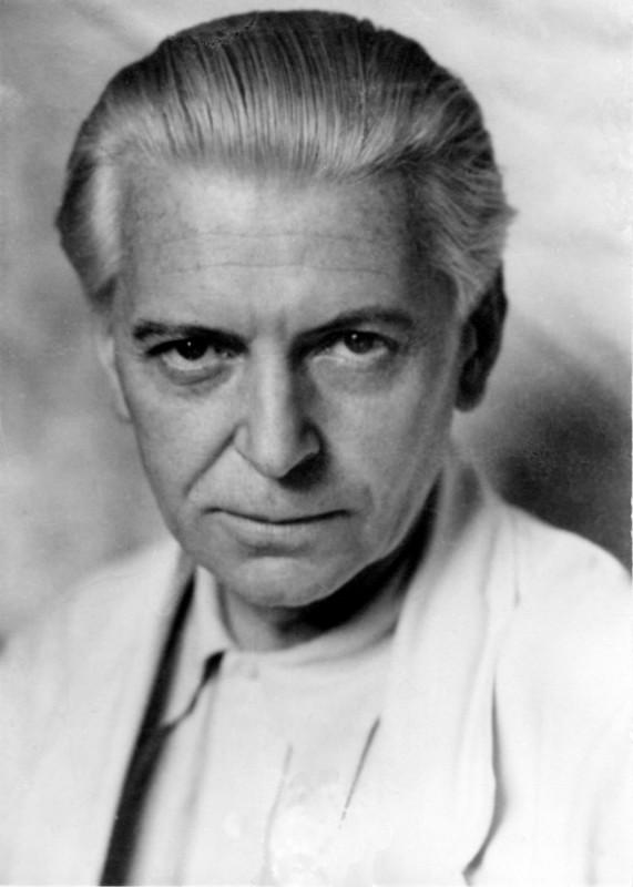 Walther Beyermann, um 1935. Foto: Sammlung Hötzsch