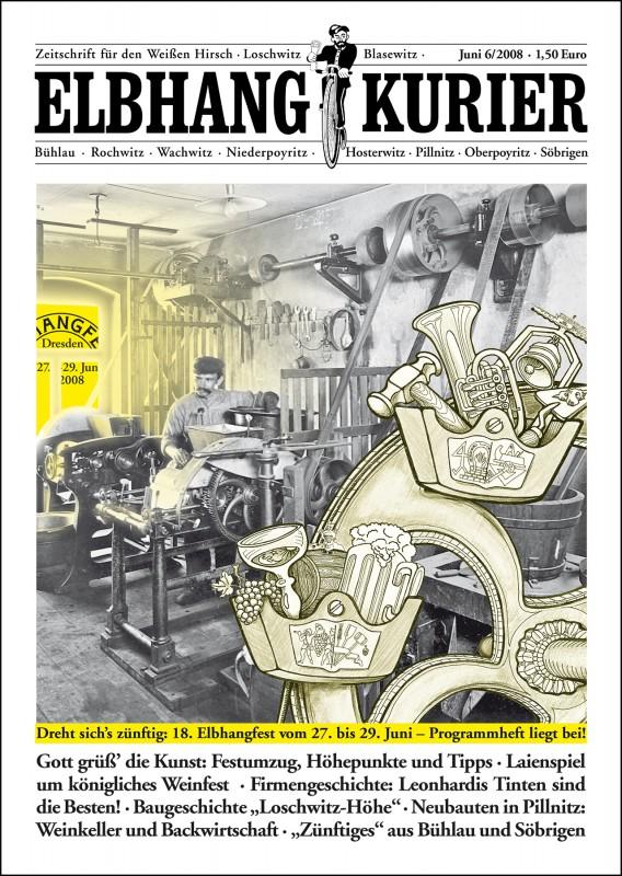 Ausgabe Juni 2008