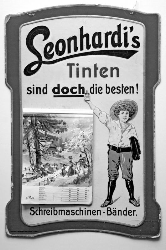 Werbekalender Sammlung: Hagen Kreisch