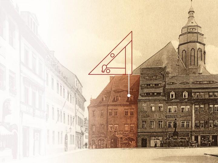 Motiv der Dauerausstellung im Peter-Ulrich-Haus Pirna