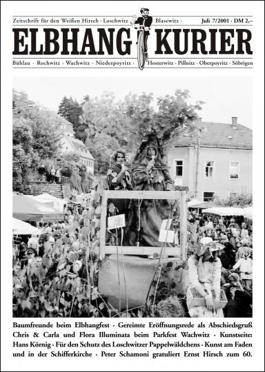 Ausgabe Juli 2001