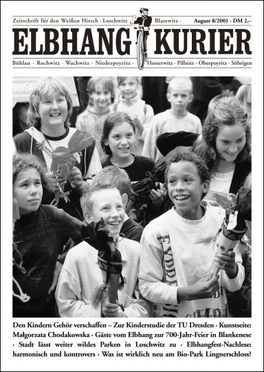 Ausgabe August 2001