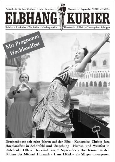 Ausgabe September 2001