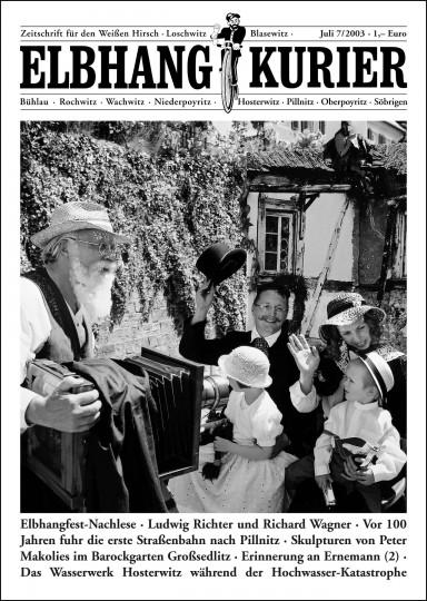 Ausgabe Juli 2003