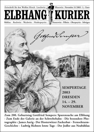 Ausgabe November 2003