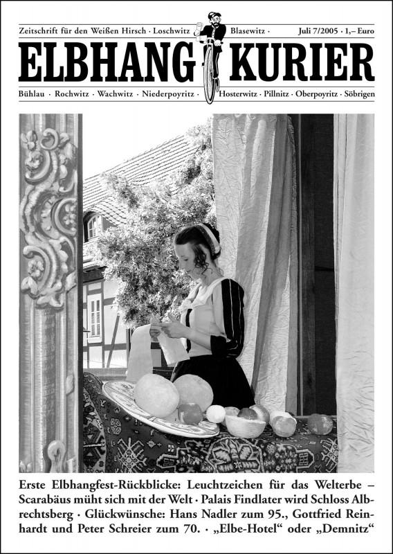 Ausgabe Juli 2005