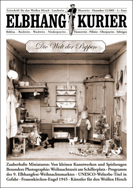 Ausgabe Dezember 2005