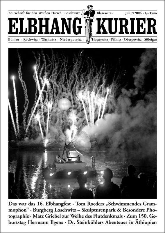 Ausgabe Juli 2006