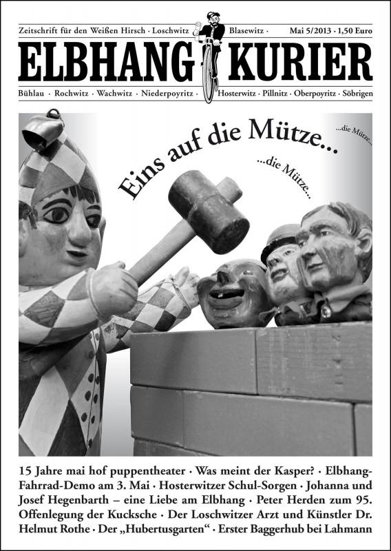Ausgabe Mai 2013