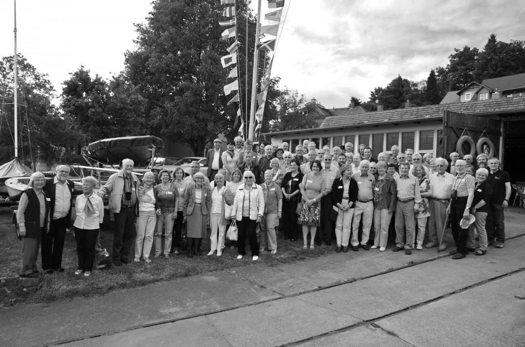 Besuch unserer Partnergemeinde Hamburg-Blankenese Foto: Jürgen Frohse
