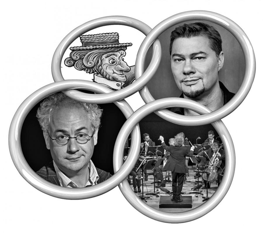 """""""Der sächsische Ring"""" – mit René Pape und Tom Pauls"""