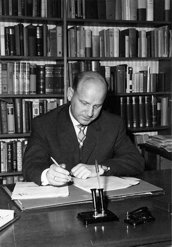 Ludwig Munzinger, Junior. Foto: Sammlung Munzinger
