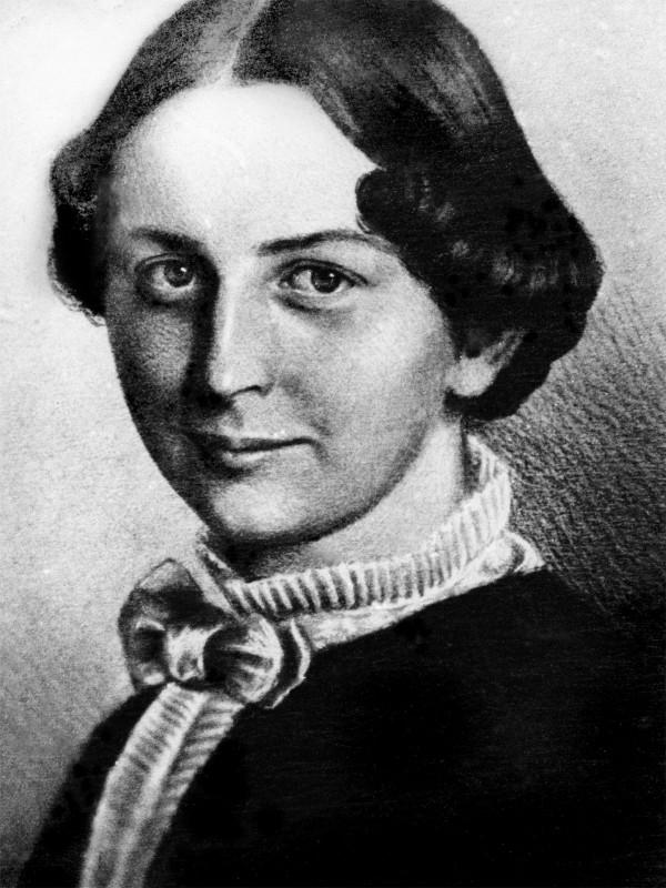 Rosa Petzel: Jugendbild Foto: Archiv