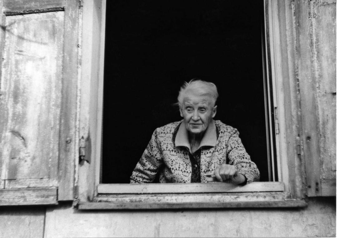 """Dorothea Mehner geb. Kretzschmar führte am Körnerweg 20 gemeinsam mit ihrem Bruder und dessen Frau nach dem Zweiten Weltkrieg ein """"Fremdenheim"""". Foto: Sammlung Ute Häse"""