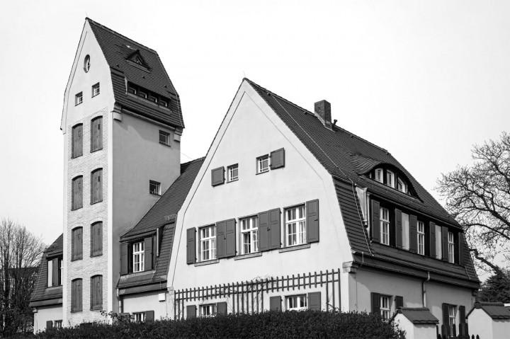 Alte Feuerwache Loschwitz Foto: Siegfried Großmann