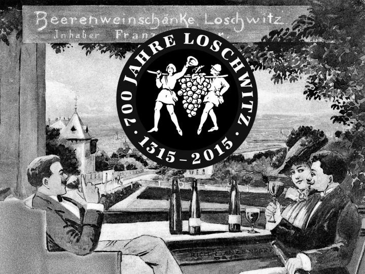 Im nächsten Jahr stoßen wir auf 700 Jahre Loschwitz an.