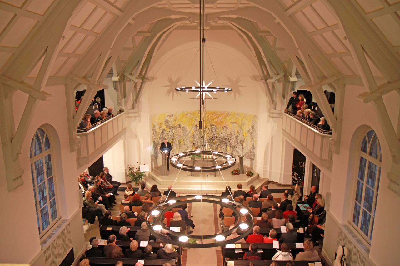 Kirche Bad Weißer Hirsch