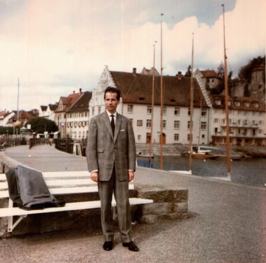 Manfred Ranft, Foto: Militärhistorisches Museum der Bundeswehr