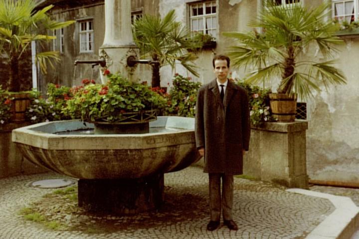 Manfred Ranft in den 1980er Jahren (Ausschnitt), Foto: Militärhistorisches Museum der Bundeswehr