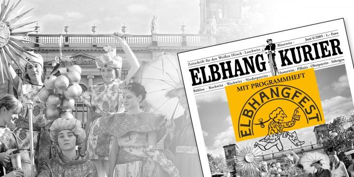 Elbhang-Kurier Juni 2005