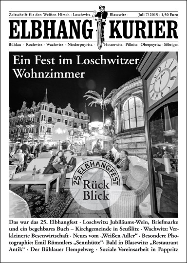 Ausgabe Juli 2015