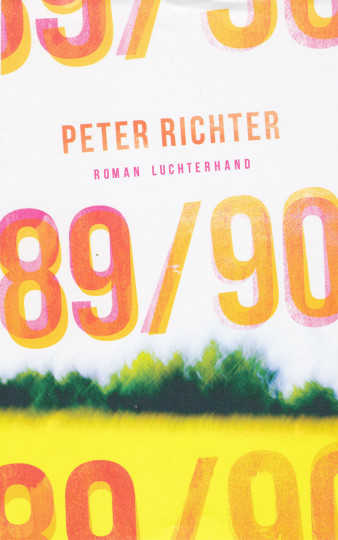 "Peter Richter: ""89/90"" Repro: Alfred Suhle"